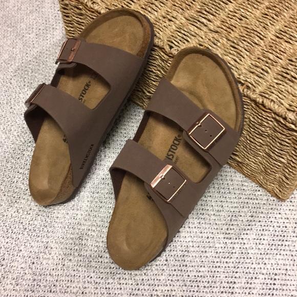 4463edec62 Birkenstock Shoes | Mens Arizona Birkoflor Sandals | Poshmark